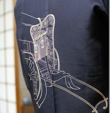 「羽織」を考える3 ~羽織の利用法II~