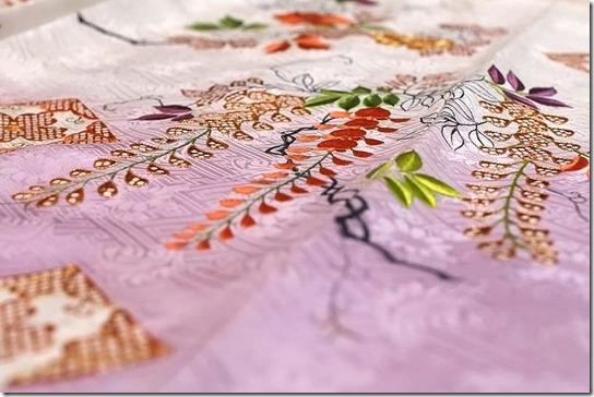 「羽織」を考える5 ~羽織の畳み方~