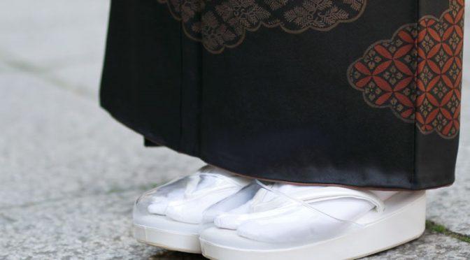 「カラフル雨草履」レビュー