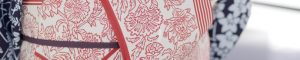 【画像解説】浴衣の帯結び(2):「貝の口」の特徴と結び方