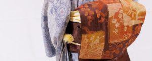 単衣の着物と帯を考える(派手な帯の着用の工夫も)